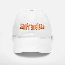SF MUNI Baseball Baseball Cap