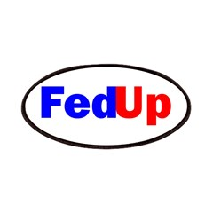 FED UP™ Patches