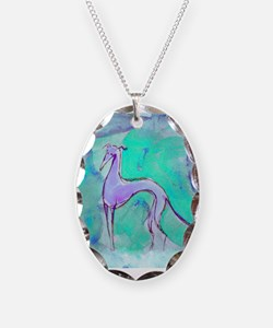 Blues Hound Necklace
