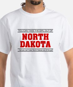 'Girl From North Dakota' Shirt