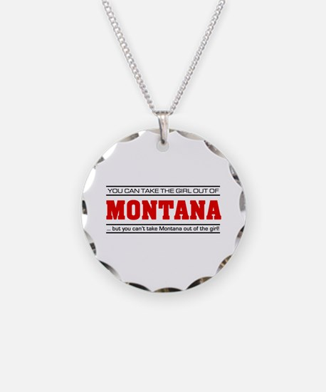 'Girl From Montana' Necklace