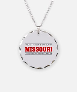 'Girl From Missouri' Necklace