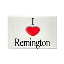 Remington Rectangle Magnet