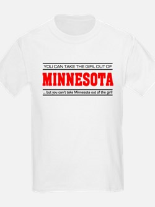 'Girl From Minnesota' T-Shirt