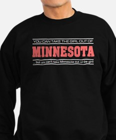 'Girl From Minnesota' Sweatshirt