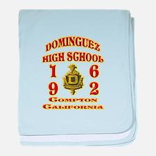 Dominguez High Class of 62 baby blanket