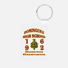 Dominguez High Class of 62 Aluminum Photo Keychain
