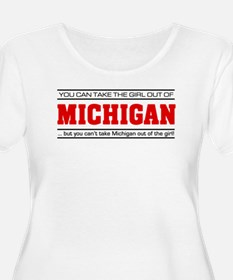 'Girl From Michigan' T-Shirt
