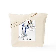 St. Rose Tote Bag