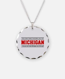 'Girl From Michigan' Necklace