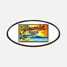 Hawaii Beer Label 3 Patches