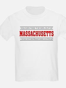 'Girl From Massachusetts' T-Shirt