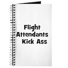 Flight Attendants Kick Ass Journal