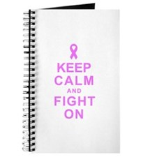 Keep Calm and Fight On Journal