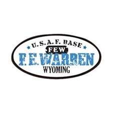 F E Warren Air Force Base Patches