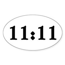11:11 decal