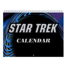 Star Trek Calendars Wall Calendar