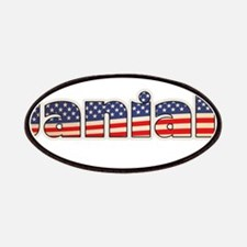 American Janiah Patches