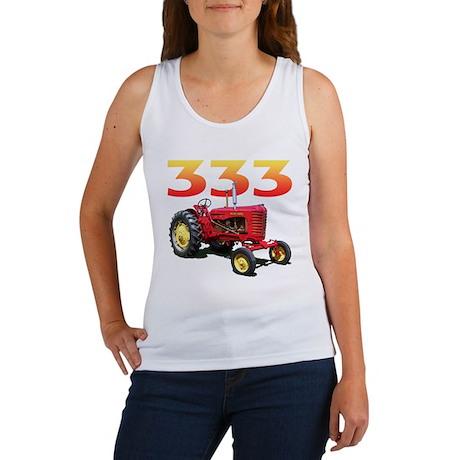 The 333 Women's Tank Top