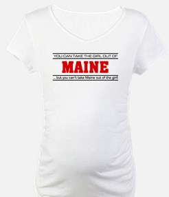 'Girl From Maine' Shirt