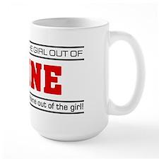 'Girl From Maine' Mug