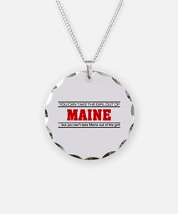 'Girl From Maine' Necklace