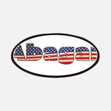 American Abagail Patches