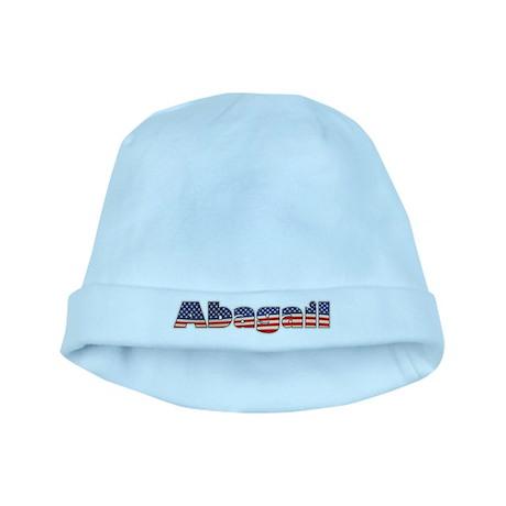 American Abagail baby hat