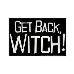 Get Back Witch Magnet