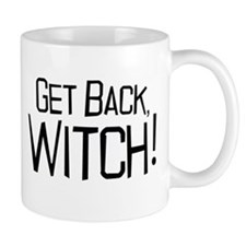 Get Back Witch Mug Mugs