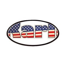 American Karli Patches
