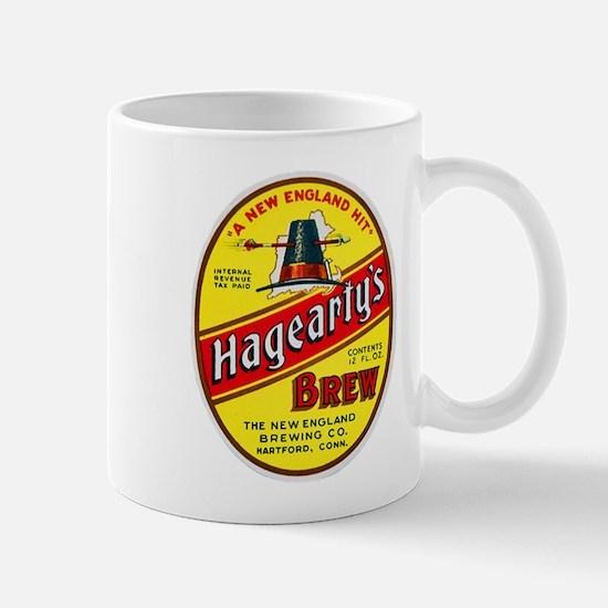 Connecticut Beer Label 3 Mug