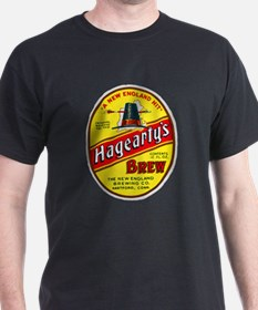 Connecticut Beer Label 3 T-Shirt