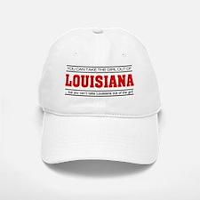 'Girl From Louisiana' Baseball Baseball Cap