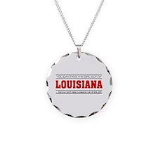 'Girl From Louisiana' Necklace