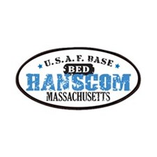 Hanscom Air Force Base Patches
