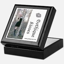 Gothique Kisses Black Dress Keepsake Box