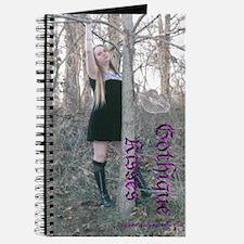 Gothique Kisses Black Dress Journal