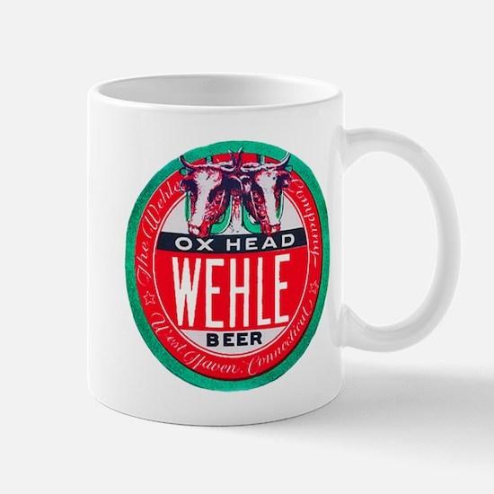 Connecticut Beer Label 1 Mug