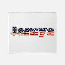 American Jamya Throw Blanket