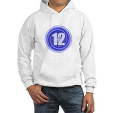 12th Birthday Boy Hoodie