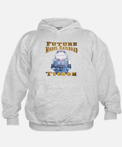 Future Model Railroad Tycoon Hoodie
