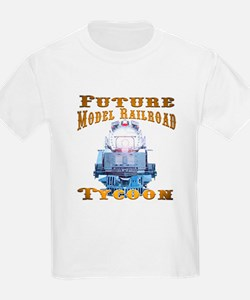 Future Model Railroad Tycoon T-Shirt