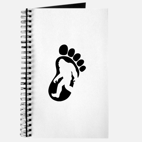 Yeti Footprint Journal