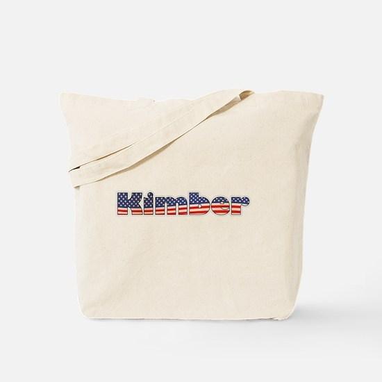American Kimber Tote Bag