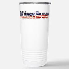 American Kimber Stainless Steel Travel Mug