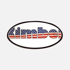 American Kimber Patches