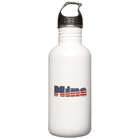 American Mina Stainless Water Bottle 1.0L