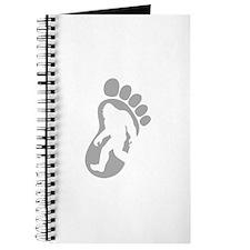 Yeti Footprint Journal