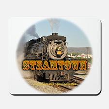 Steamtown Train Photos Mousepad
